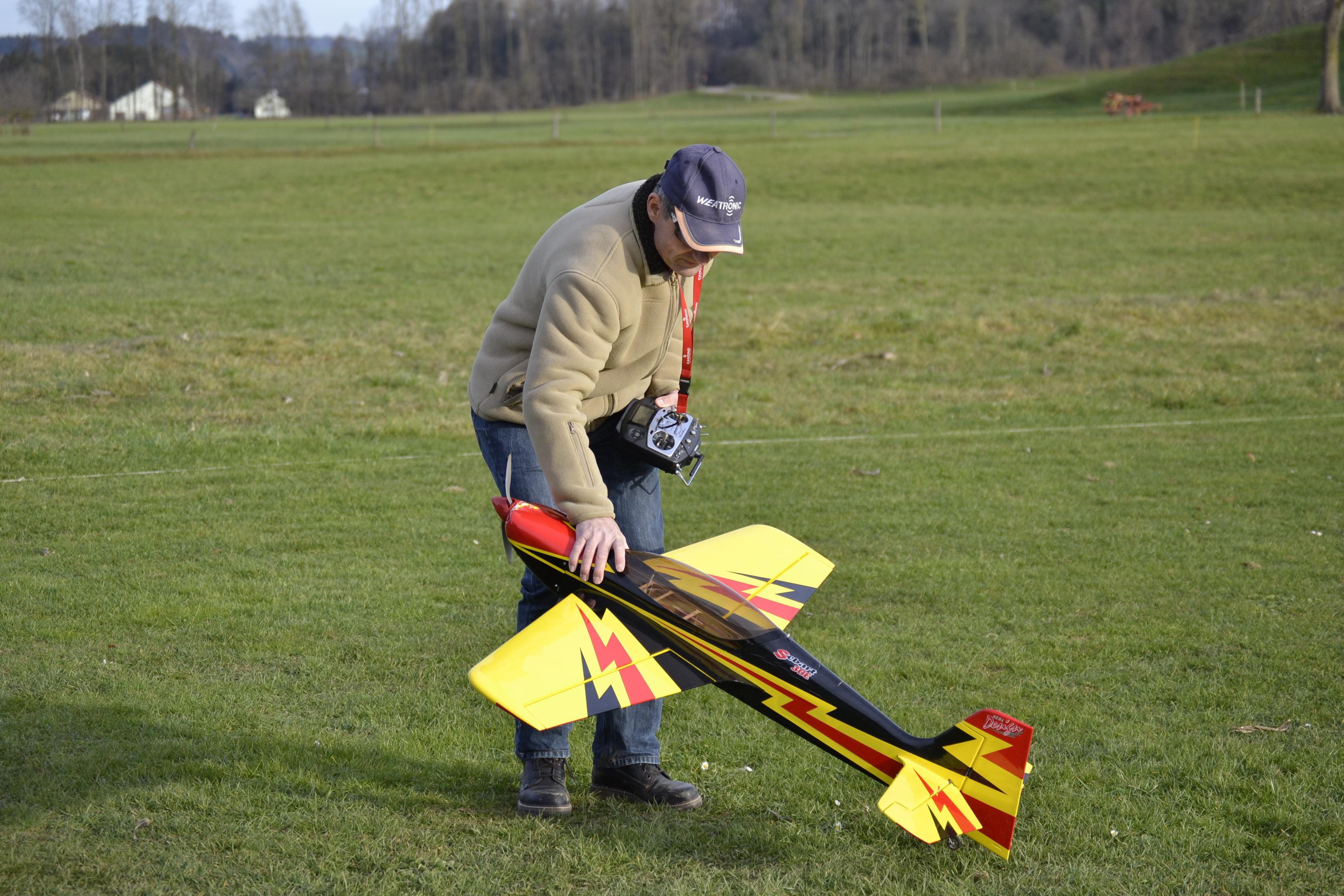 Silvester Fliegen 2012
