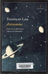 Stanislaw Lem, Astronautas