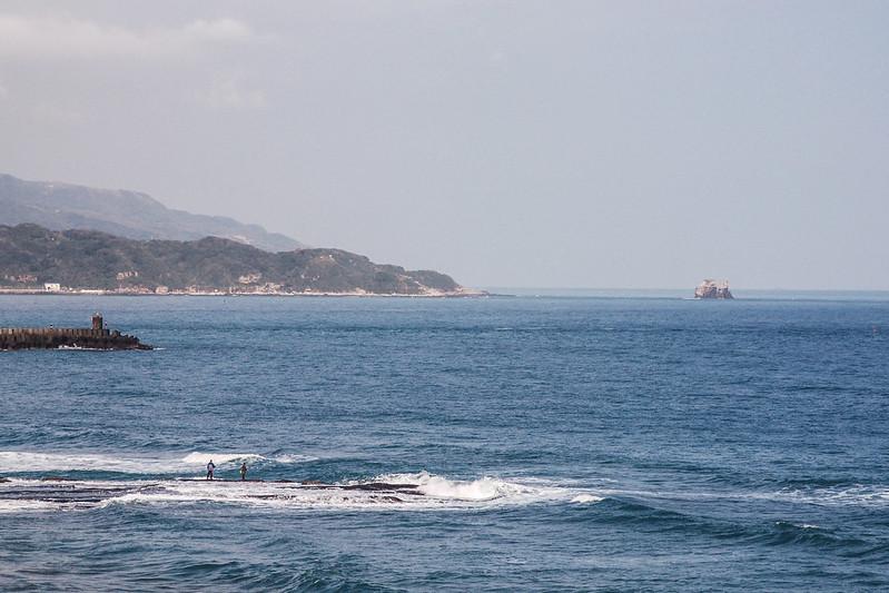 金山岬與燭臺雙嶼