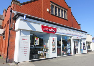 One Stop working with Ashton-on-Ribble convenience store | by Tony Worrall