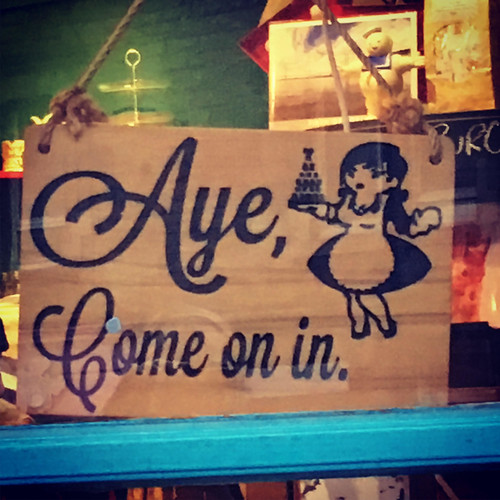 Aye in Embra | by Scots Language Centre