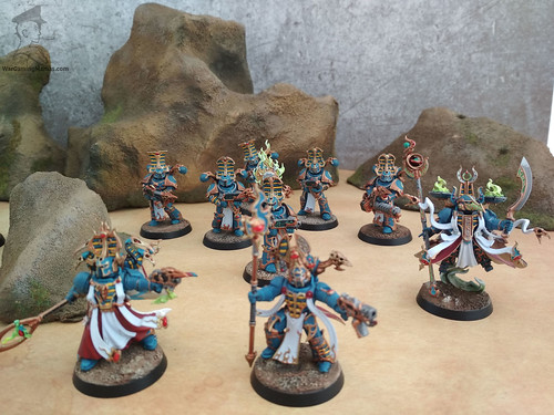 Thousand Sons - Rubic Marines and Sorcerers00008