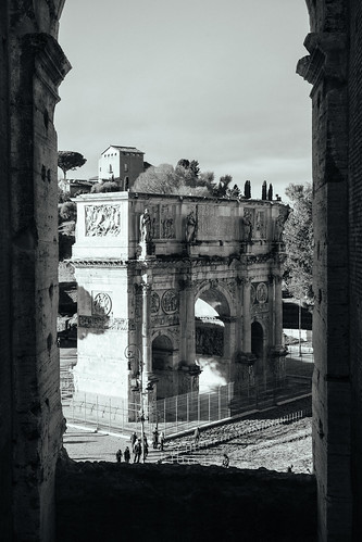 """Image titled """"Colosseum, Rome. (B&W)"""""""
