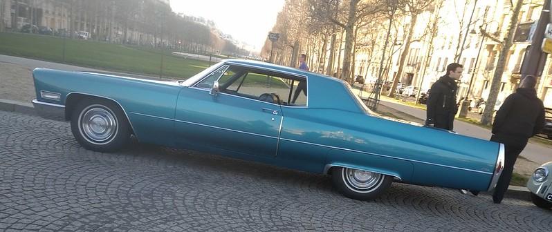 Cadillac coupé Calais 1968 46210562245_646eb30048_c