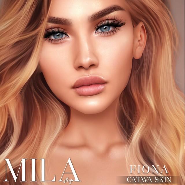 . MILA . Fiona skin (CATWA) @ VANITY EVENT