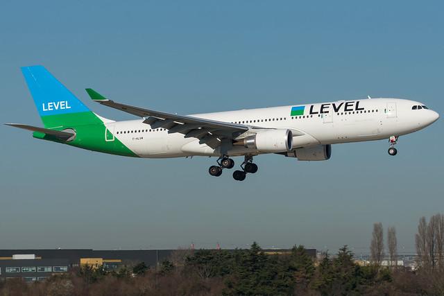 Level / A332 / F-HLVM / LFPO 08