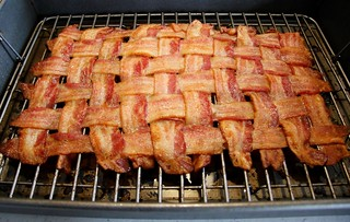 Bacon weave. | by Gillian Floyd Photography