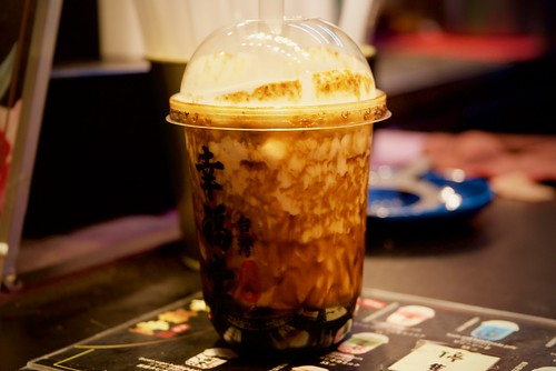 Brown Sugar Bubble Tea