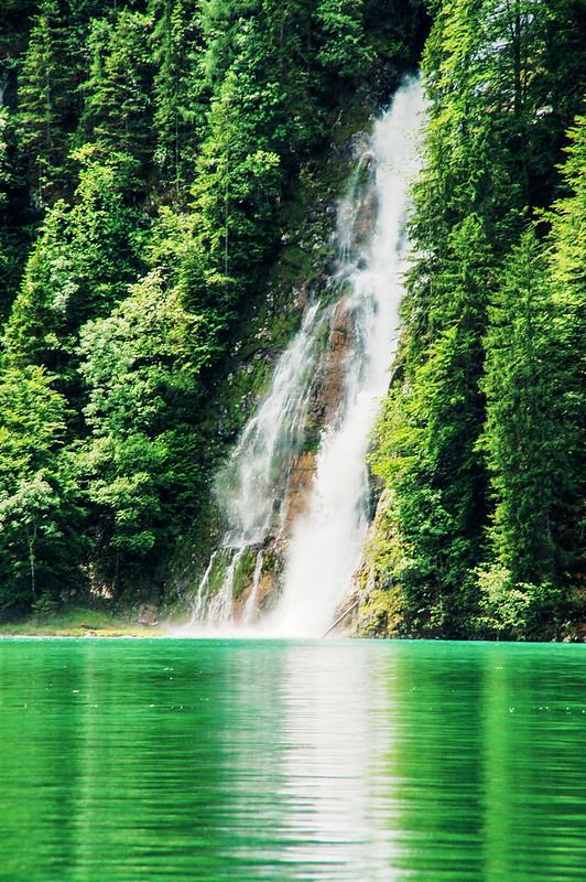 施菜因巴赫瀑布(Schrainbach Wasserfall) 1