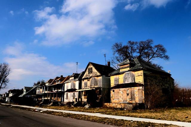 Garland St., Detroit, MI