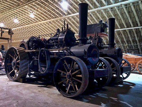 Traction engines | by sixthland