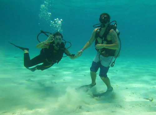 San Andres buceo   by Viajeros360