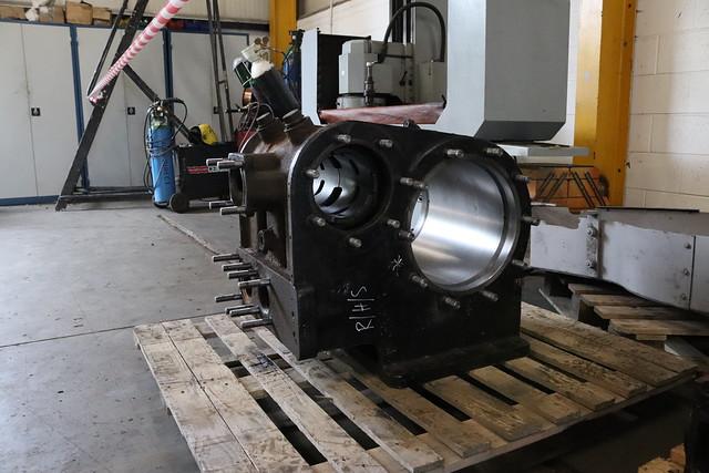 RHS Cylinder for 699.01
