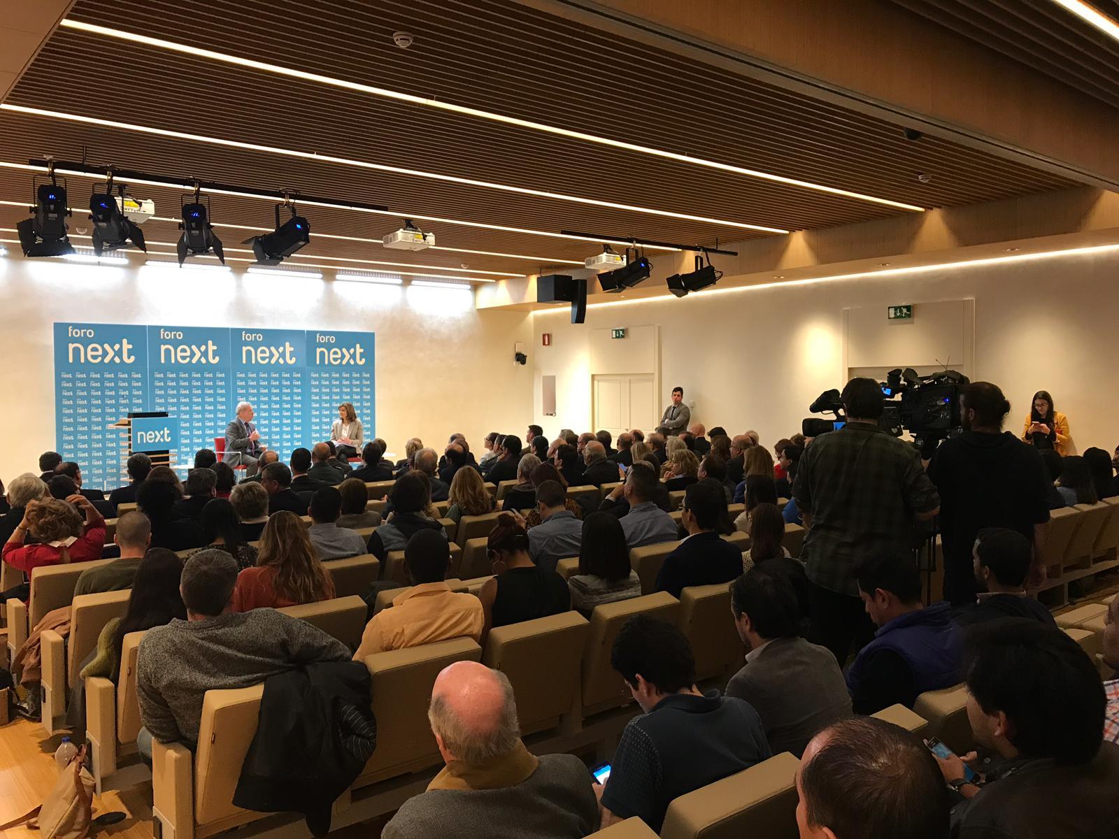 XXII Foro Next: Ana María Botella, secretaria de estado de Seguridad
