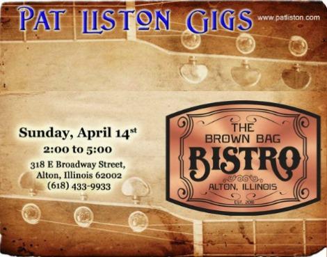 Pat Liston 4-14-19