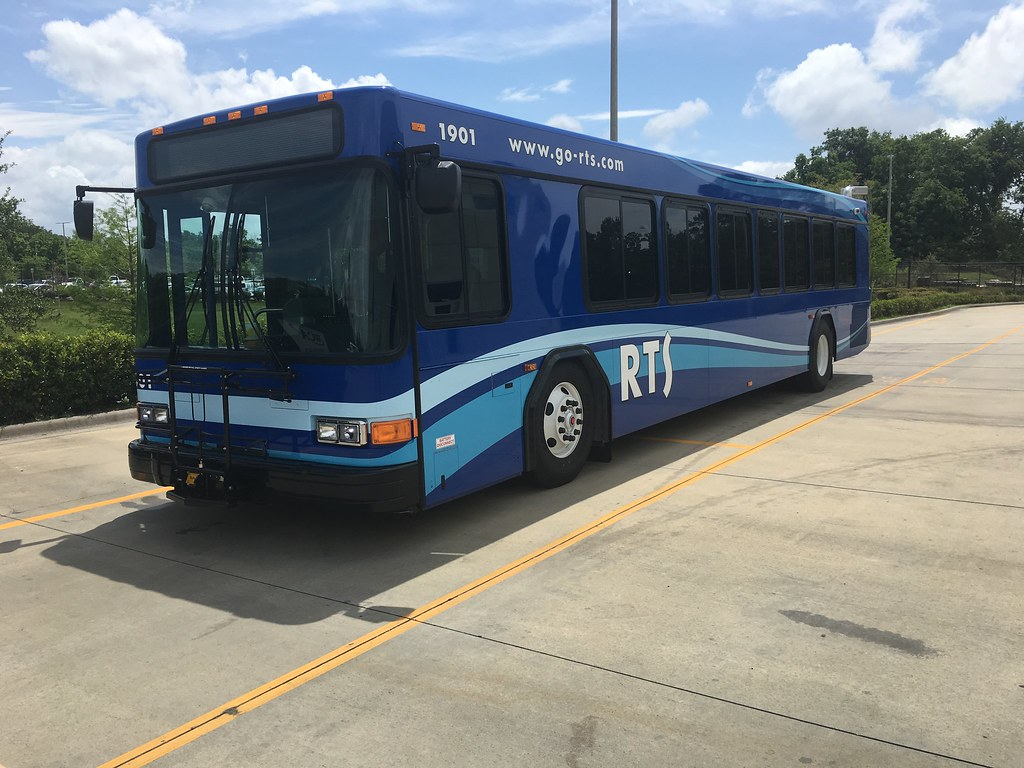 The first on 2019 is in Gainesville, FL Regional Transit System