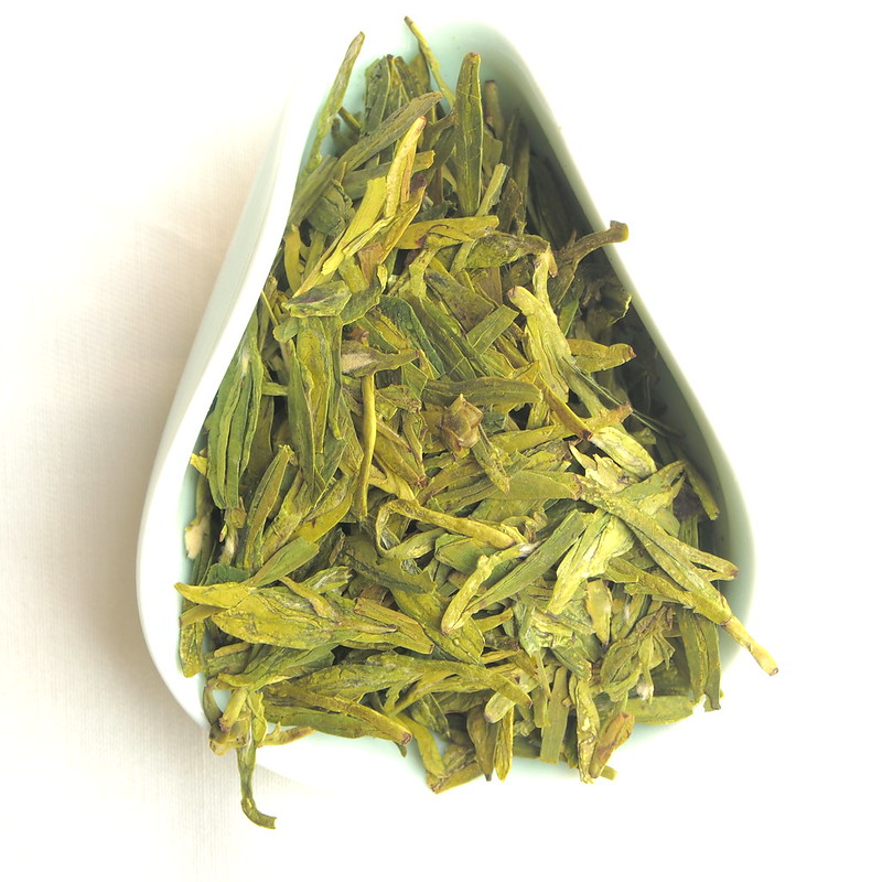 "2019 Early Spring ""Xi Hu Long Jing""(West Lake Dragon Well) High Grade Green Tea ZheJiang Province"