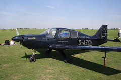 G-AZCV Beagle B121-150 [B163] Sywell 010918