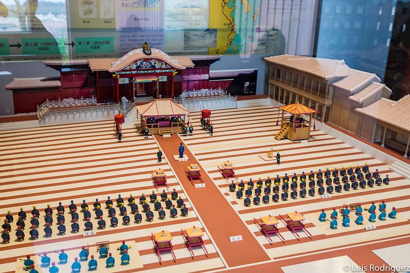 Modelo de la ceremonia Sappou