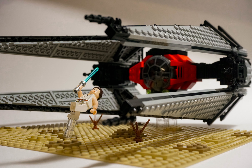 The Rise Of Skywalker I Ve Created This Moc From The First Flickr