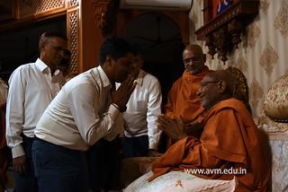 Std-10-11-12-visit-to-Haridham-for-Swamishree's-Blessings-(90) | by Atmiya Vidya Mandir