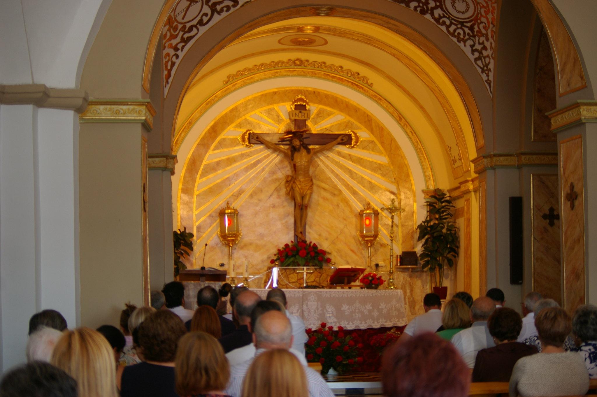 (2018-06-15) 3ª Eucaristía del Costalero - Damián Poveda Verdú (09)