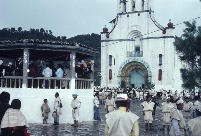 San Juan Chamula, 1975