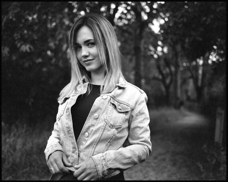 Mamiya 7 65mm Portrait