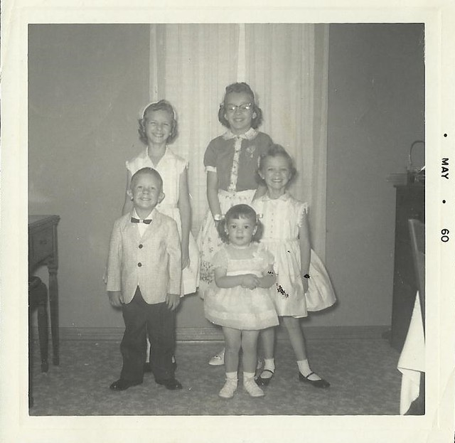 1960 Easter Photo