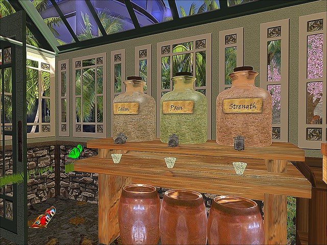 Dr. Foster's Herbal Greenhouse -Bottled Relief