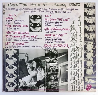 A0647 ROLLING STONES Exile on Main Street | by vinylmeister