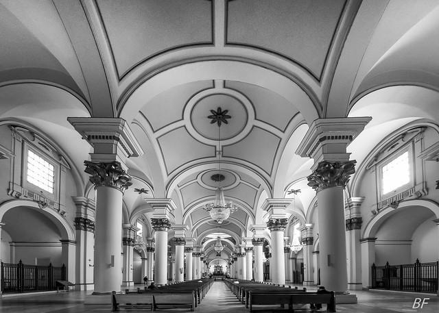 Colombian church !
