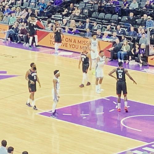 2019 Kings versus Rockets | by heringermr