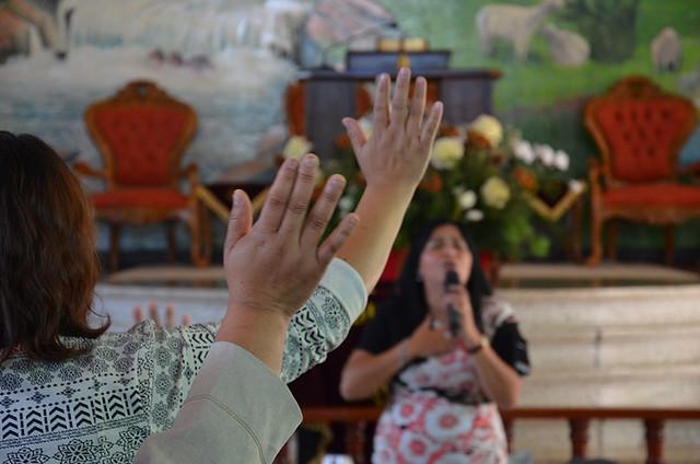 89º Aniversario Cuerpo de Dorcas Iglesia de Mulchén