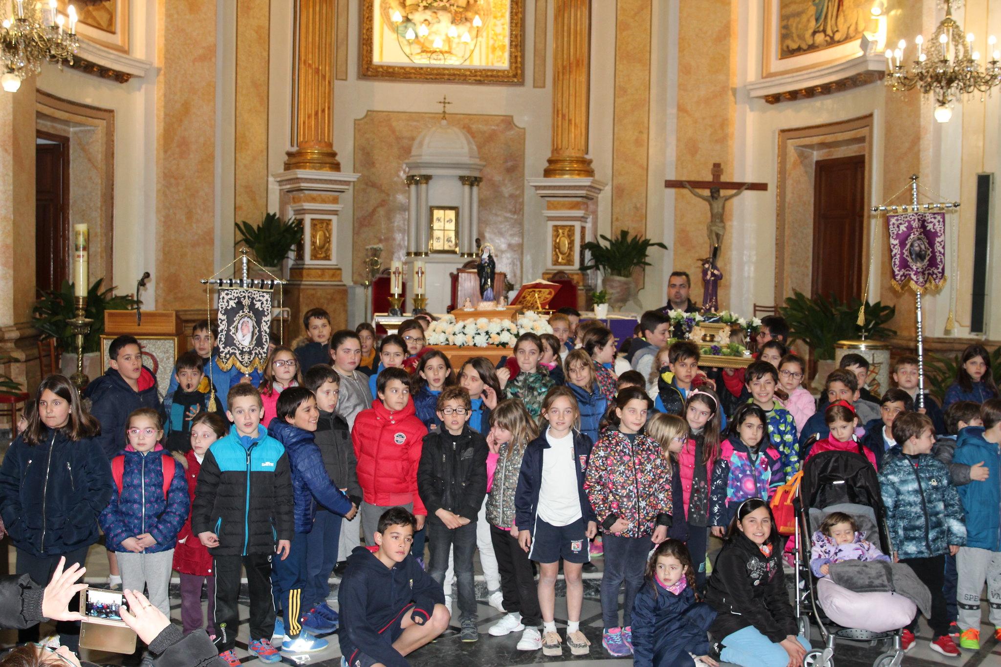 (2018-03-23) II Vía Crucis Infantil (Antonio José Verdú Navarro) (71)
