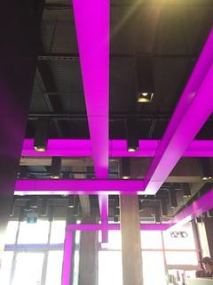 Ceiling light fixture   by Matthew Burpee