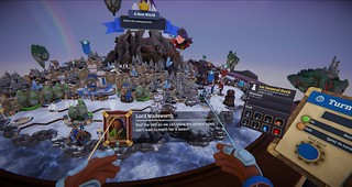Skyworld PS VR - Release Date Screenshot 04 | by PlayStation Europe