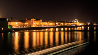 Beautiful Reflections of the River Vltava | by pboolkah