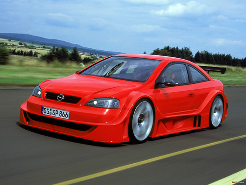 2001 Opel Astra Coupe OPC X-Treme - 01   by Az online magazin