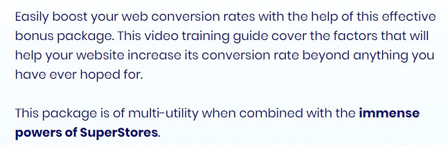 Web Conversion Videos
