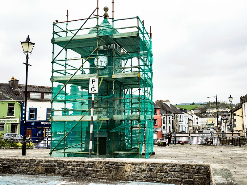 Boyle Town Clock