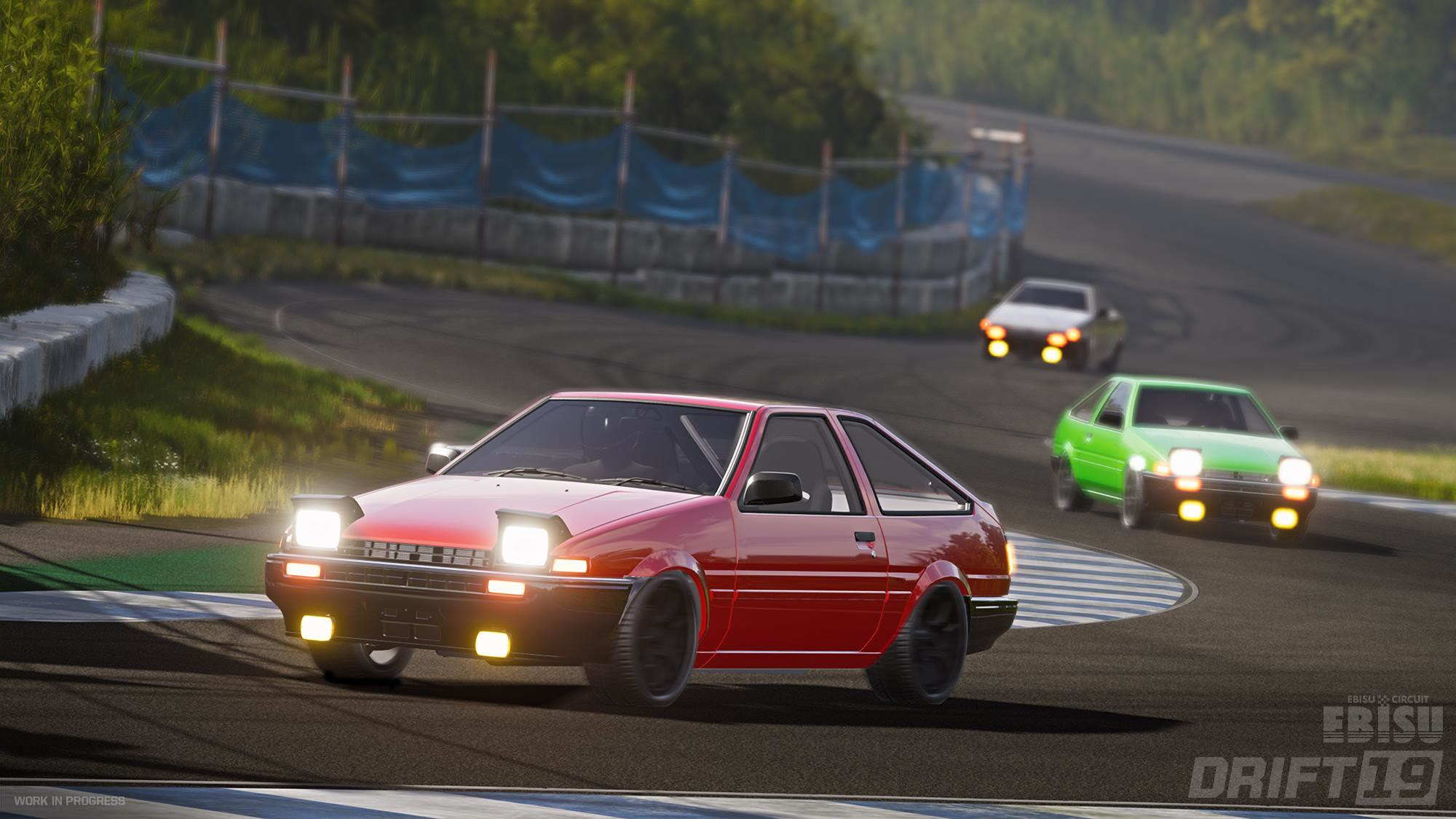 Drift 19 Simulator 13
