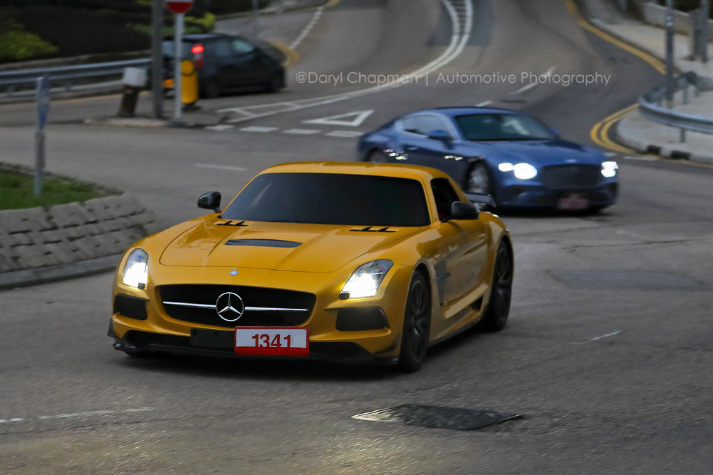 Sls Black Series >> Mercedes Benz Sls Amg Black Series Clearwater Bay H