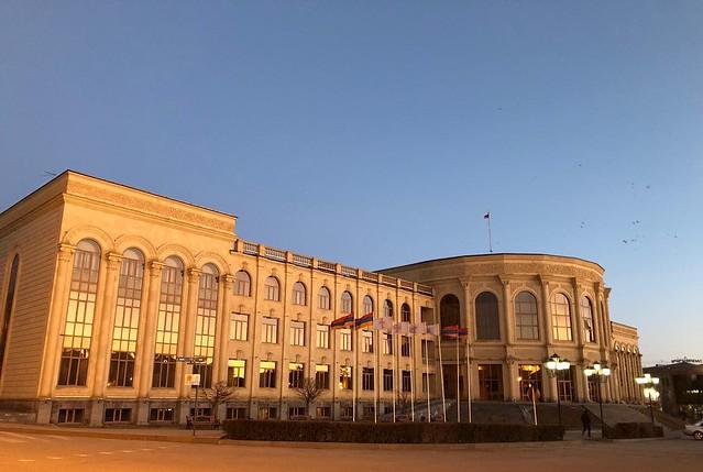 Gyumri City Hall