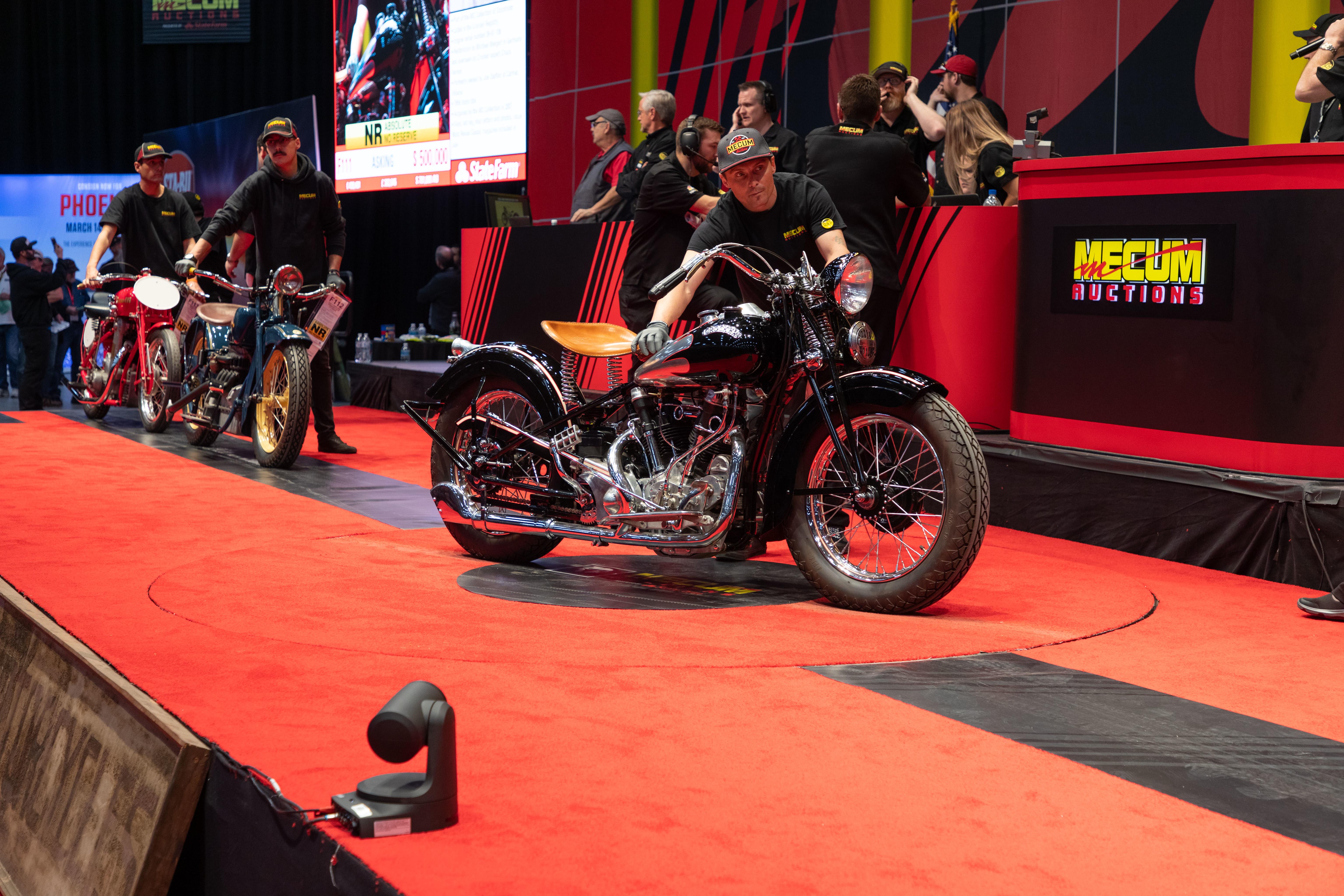 Mecum las vegas 2019 motorcycle auction   mecum collector car auctions 2020 las vegas