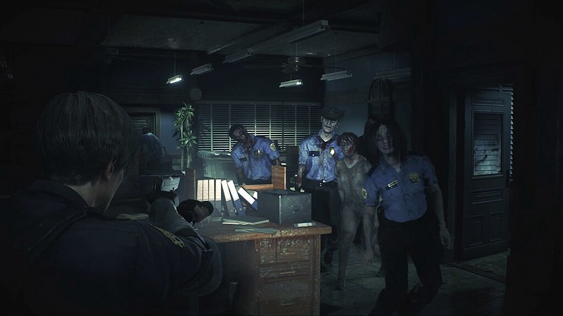 46604155241 cc37335be3 c - Editors' Choice: Resident Evil 2 Remastered ist Survival Horror in neuem Gewand