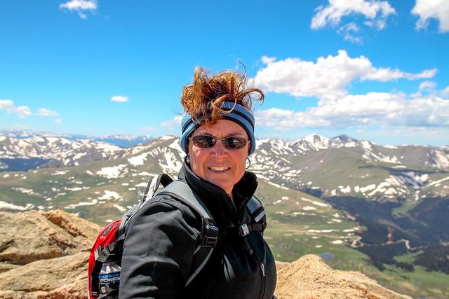 Mt Bierstadt, Colorado 14,060