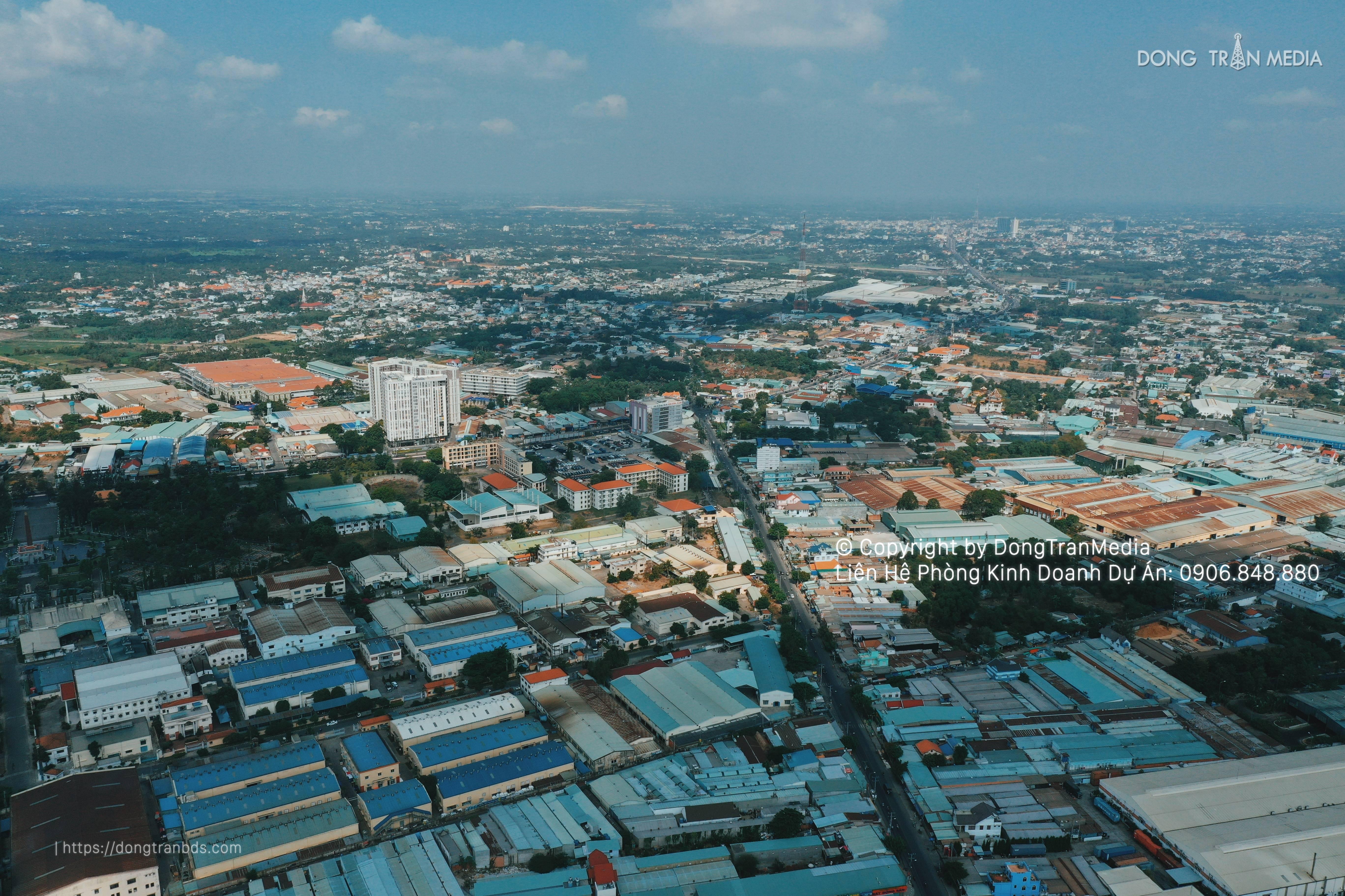 Du an Loc Phat Residence