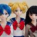 Schoolgirl Trio