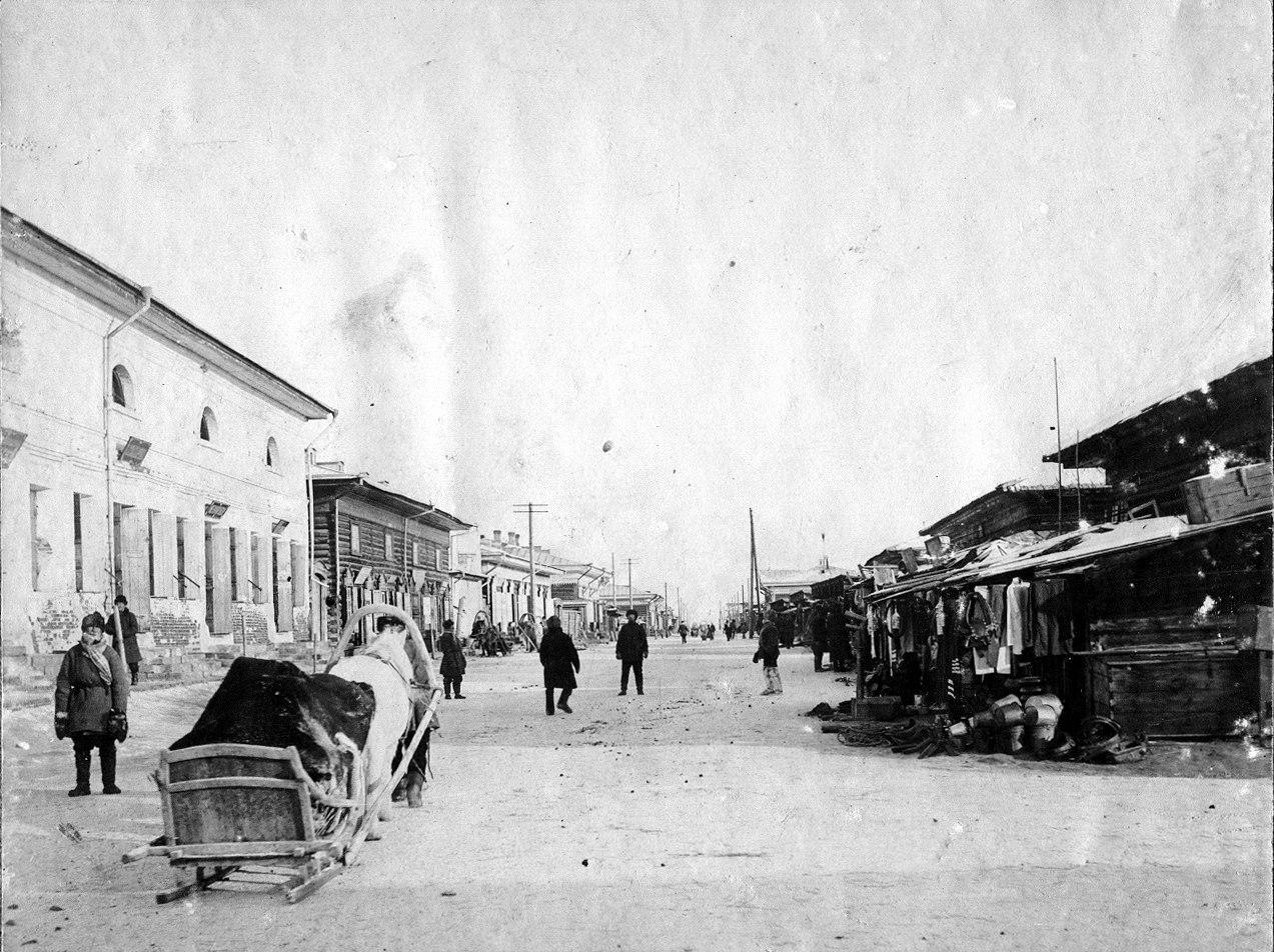 Малобазарная улица.